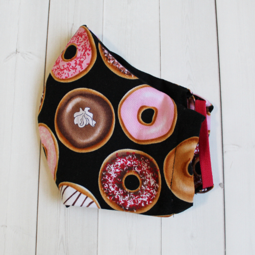 Adult - Donut - Face Covering