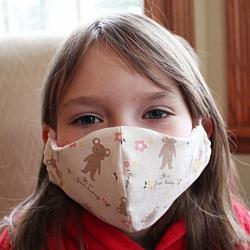 Child - Irish Dogs - Face Covering