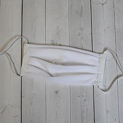 Adult Sport - White - Face Covering
