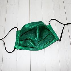 Adult Sport - Shamrock Green Mystique - Face Covering