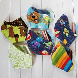 Toddler - Boy Pattern - Face Covering