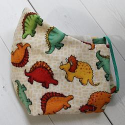Toddler - Dinos - Face Covering