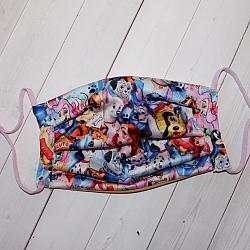 Adult Sport - Disney Pups - Face Covering