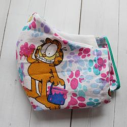 Child - Garfield and Odie - Face Covering