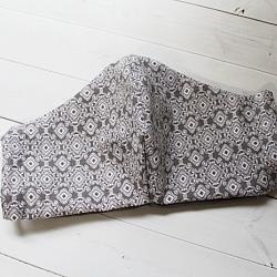 Adult Petite - Dainty Gray - Face Covering