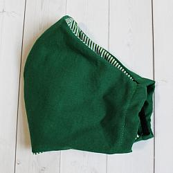 Adult - Green - Face Covering
