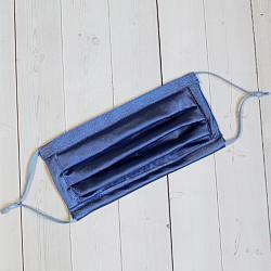 Large Sport - Cornflower Blue - Face Covering