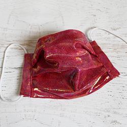Child Sport - Tie Dye Magenta Mystique - Face Covering