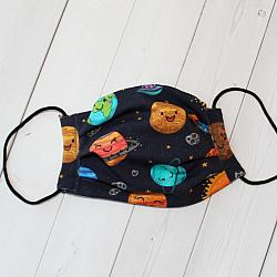 Child Sport - Planet Friends - Face Covering