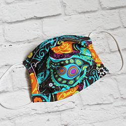 Child Sport - Paisley - Face Covering
