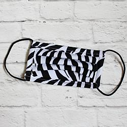 Child Sport - Zebra - Face Covering