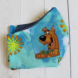 Child - Scooby Doo - Face Covering