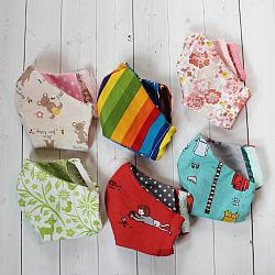 Toddler - Girl Pattern - Face Covering